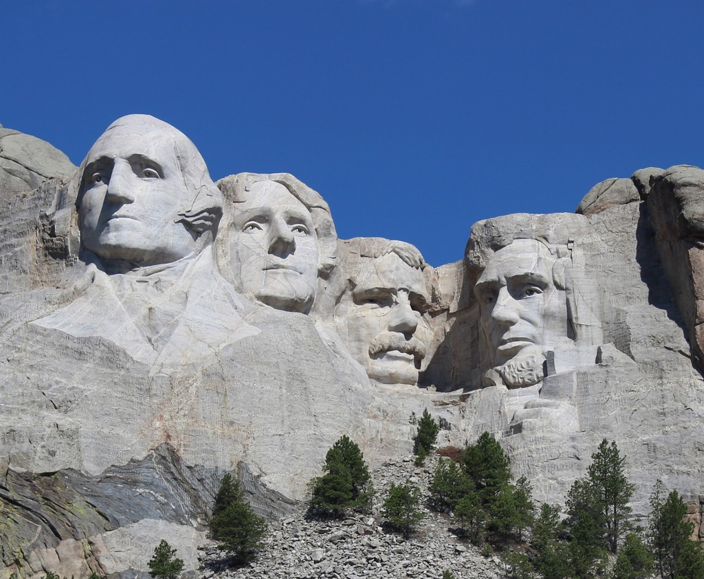 mount rushmore photo road trip
